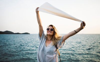 How to Feel Good into Your Own Skin