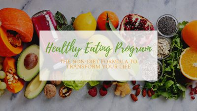 Healthy Eating Program Cover
